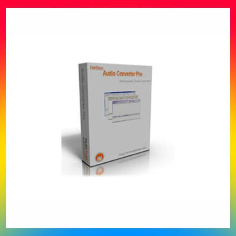 License Fairstars Audio Converter Pro Lifetime