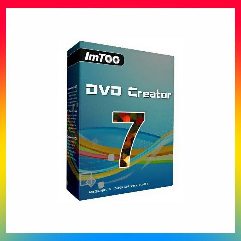 License ImTOO DVD Creator Pro Lifetime