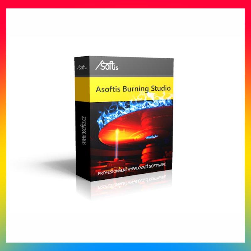 License Asoftis Burning Studio Pro Lifetime