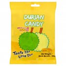 Lot 100 Cocoaland Durian Flavoured Gummy Candy Great Snack 120g Halal 榴蓮軟糖
