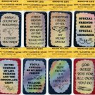 12 Different Friendship Signs Sayings Plaques Friends Gifts Inspirational