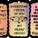 3 Friendship Signs Sayings Plaques #3 Gifts Inspirational Friends Love Blessings