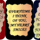 3 Friendship Refrigerator Magnets Signs Inspirational Comic Funny Love Friend #3