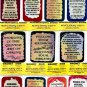 3023 Humorous Refrigerator Magnet Signs I'm Too Busy To Be Organized