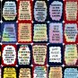 2047 Refrigerator Magnet Signs World's Greatest Grandpa I Love You Family Gifts