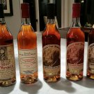 PAPPY VAN WINKLE COLLECTION 10 YEAR, 12 LOT B, 15 YEAR, 20 & 23