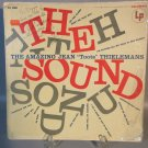 Toots Thielemans Autographed Record Album The Sound 1955 First Recording In The USA