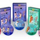 The Essence Of Wan Laisheng's Wushu Learning Kungfu Series Liang Shouzhong 6DVDs