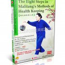 Ma Litang Exercise Ma Xuzhou The 8 Step in Ma's Methods of Health Keeping DVD