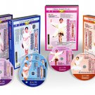 DW080-01-04 Taijiquan ( Tai Chi ) for Preventing Diseases Series Complete Set - Qi Hao5DVDs