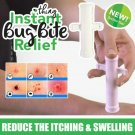 Mosquito Bites Extraction Itching Instant Bug Bite Relief Extraction Vacuum Pump