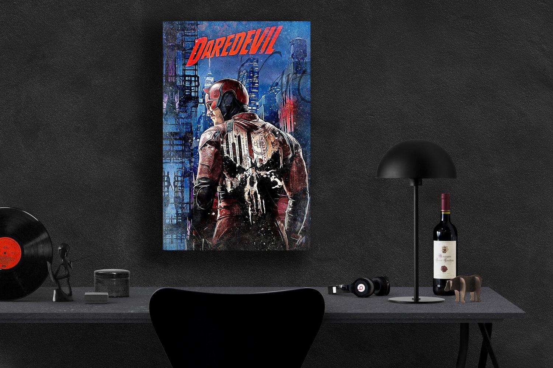 Daredevil, Charlie Cox, Matt Murdock  18x28 inches Poster Print