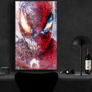 Spider-Man  Venom  24x35 inches Canvas Print