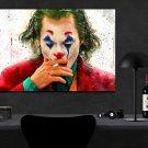 Joker Movie 2019 Joaquin Phoenix Arthur Fleck  13x19 inches Canvas Print