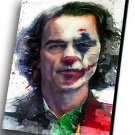Joker Movie 2019 Joaquin Phoenix Arthur Fleck  10x14 inches Stretched Canvas