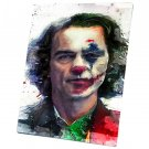 Joker Movie 2019 Joaquin Phoenix Arthur Fleck  14x20 inches Stretched Canvas