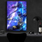 Ronin Hawkeye Avengers Endgame  18x28 inches Poster Print