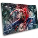 Spider-Man Far from Home, Spiderman, Peter Parker  8x12 inches Stretched Canvas