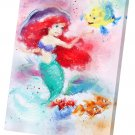 Ariel  Disney Princess  8x12 inches Stretched Canvas