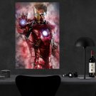 Avengers Endgame, Iron Man, Tony Stark, Robert Downey Jr,  8x12 inches Canvas Print