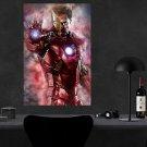 Avengers Endgame, Iron Man, Tony Stark, Robert Downey Jr,  8x12 inches Canvas Print