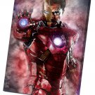 Avengers Endgame, Iron Man, Tony Stark, Robert Downey Jr, 10x14 inches Stretched Canvas