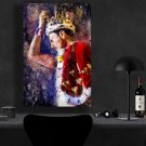 Freddie Mercury   8x12 inches Canvas Print