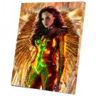 Wonder Woman, Diana Prince, Gal Gadot   14x20 inches Stretched Canvas