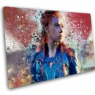 Black Widow, Natasha Romanoff   12x16 inches Stretched Canvas
