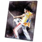 Freddie Mercury  8x12 inches Stretched Canvas