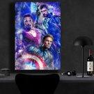 Avengers Endgame, Iron Man, Captain America, Thor    8x12 inches Canvas Print
