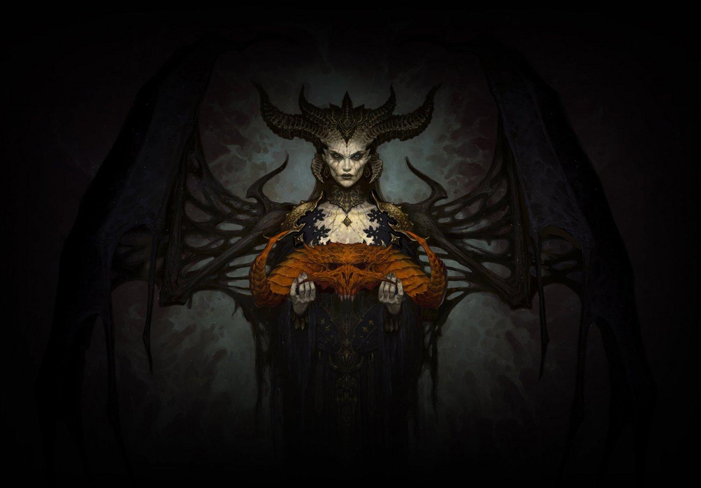Diablo 4 13x19 inches Poster Print