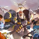 Overwatch 2 24x35 inches Canvas Print