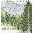 The Lumineers Tour 13x19 inches Poster Print