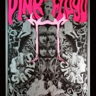 Pink Floyd Queen Elizabeth Hall Concert 24x35 inches Canvas Print