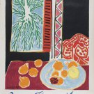 Henri Matisse Nice Travail et Joie   18x28 inches Canvas Print