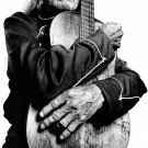 Willie Nelson  13x19 inches Poster Print