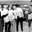 Muhammad Ali The Beatles   18x28 inches Poster Print