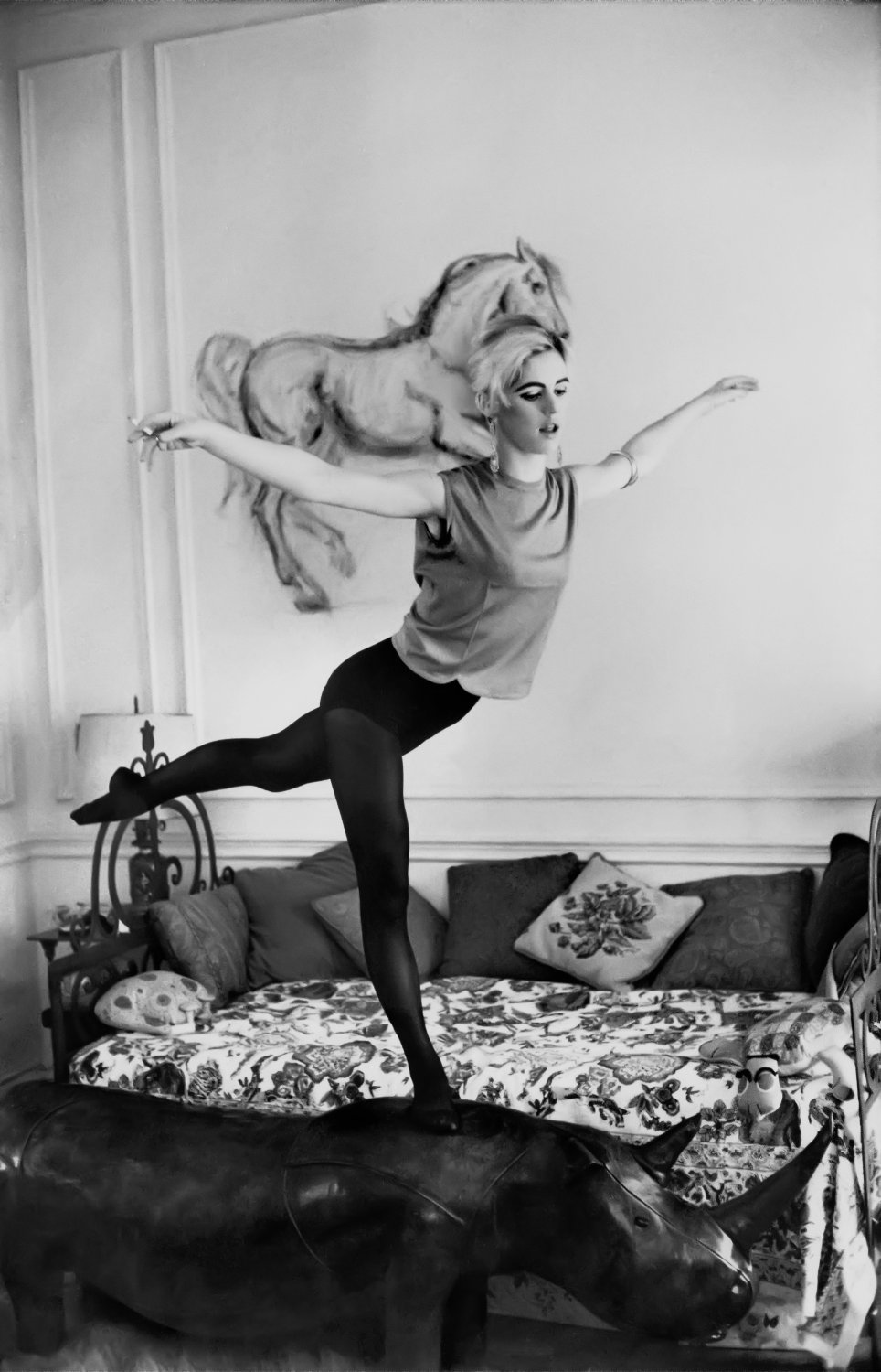Edie Sedgwick  13x19 inches Poster Print