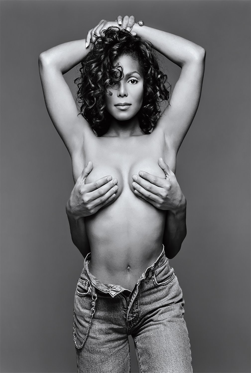 Janet Jackson 18x28 inches Poster Print