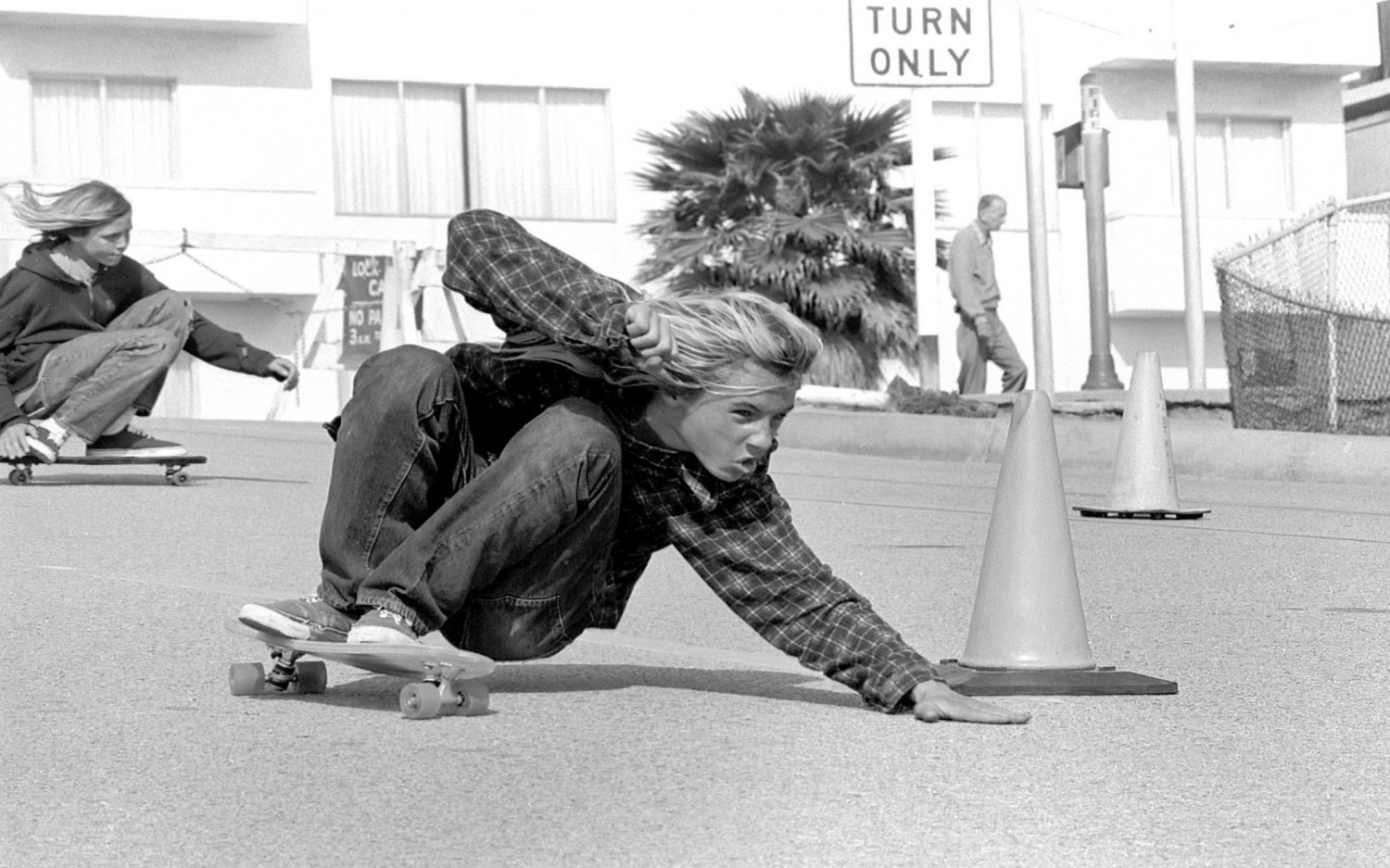 Jay Adams  13x19 inches Poster Print