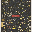 The Plethora of Pasta Permutations Chart  18x28 inches Canvas Print