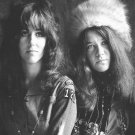 Grace Slick Janis Joplin 24x35 inches Canvas Print