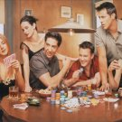 Friends TV Series  18x28 inches Canvas Print