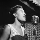 Billie Holiday 18x28 inches Canvas Print