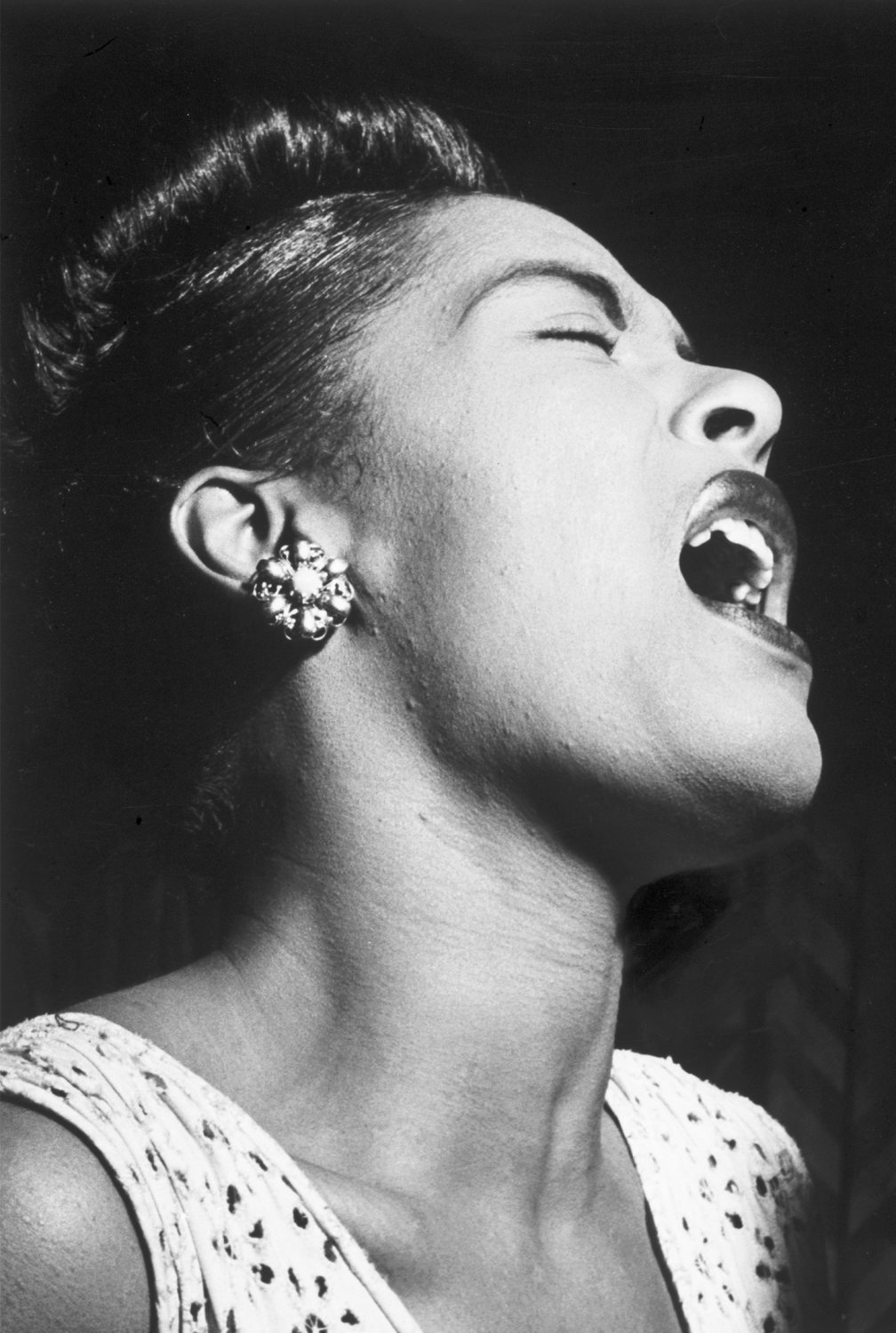 Billie Holiday  13x19 inches Poster Print