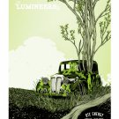 The Lumineers Tour Concert  18x28 inches Poster Print