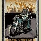 Eric Church Concert Tour  13x19 inches Poster Print