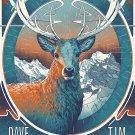 Dave Matthews Tim Reynolds Tour  13x19 inches Poster Print