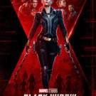 Black Widow Scarlett Johansson  13x19 inches Poster Print
